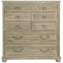 Rustic Patina Tall Chest in Sand (387)