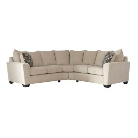 Wixon - Putty 2 Piece Sectional