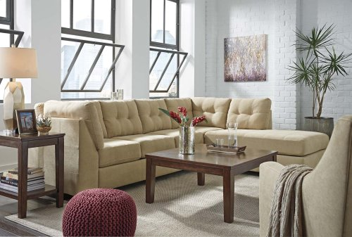 RAF Chaise Sleeper Sectional