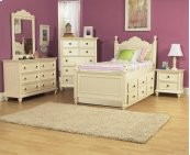 Meadowbrook 4/6 Headboard (Wht)