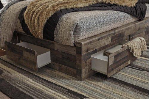 B200 Queen bed