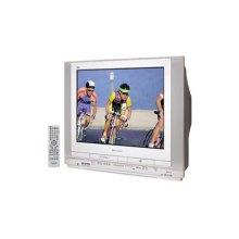 "27"" diag. Triple Play TV/DVD/VCR Combination"