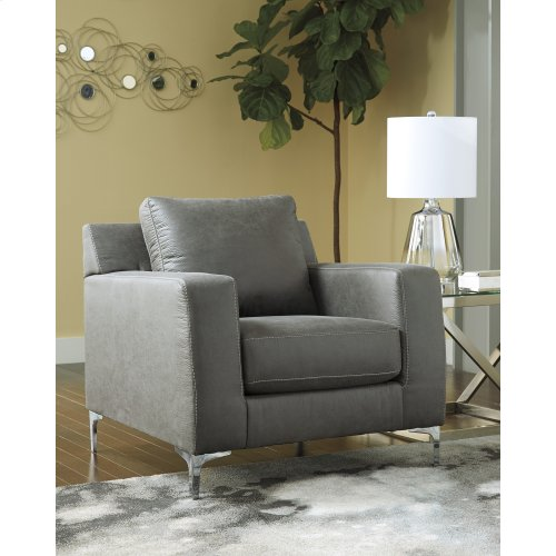 Ryler Chair Charcoal