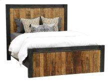 Renovation Panel Bed Queen