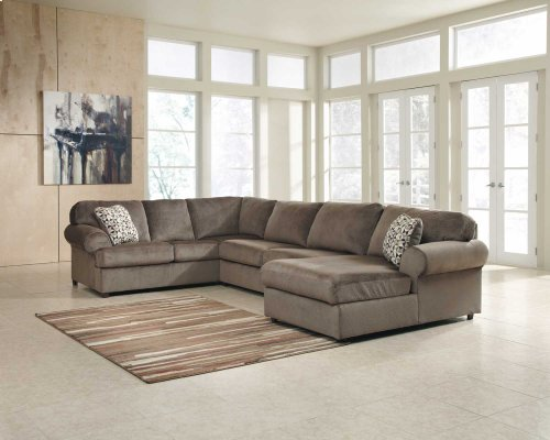 3-Piece Sectional with RAF Chaise