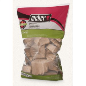 WeberApple Wood Chunks