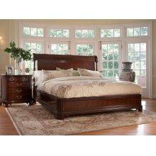 Charleston King Bed