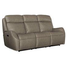 Living Room Sandovol Power Recliner Sofa w/ Power Headrest