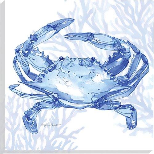 Crab - Gallery Wrap