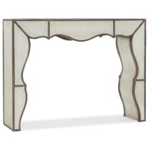 Living Room Arabella Mirrored Hall Console