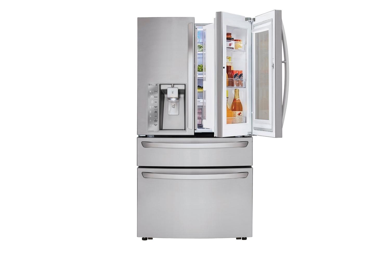 LMXS30796S LG Appliances 30 cu  ft  Smart wi-fi Enabled
