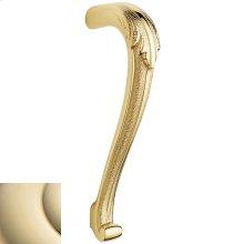 Lifetime Polished Brass Kensington / Victoria Pull