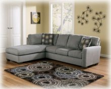CLEARANCE!!! Charcoal Sectional