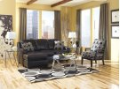 Sofa Chaise set  Devin DuraBlend - Black Collection Product Image