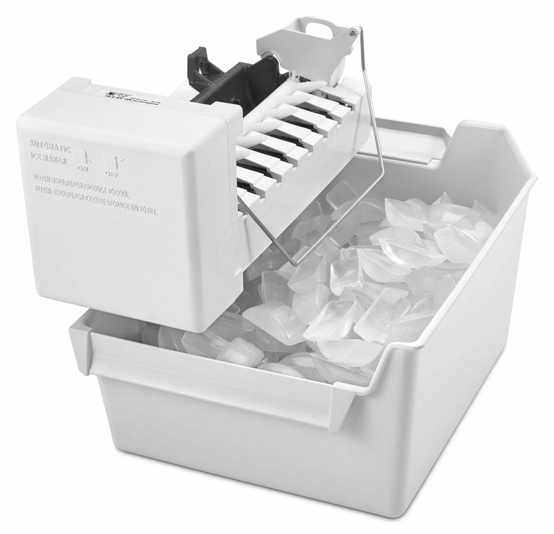 AmanaRefrigerator Ice Maker Assembly - White