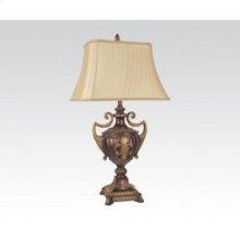 "31""h Table Lamp (1ctn:sh,bs)"
