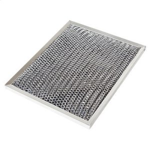 "BroanNon-Duct Charcoal Replacement Filter for use with Select Broan Range Hoods 8-3/4"" x 10-1/2"" x 3/8"""