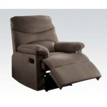 Light Brown Linen Recliner