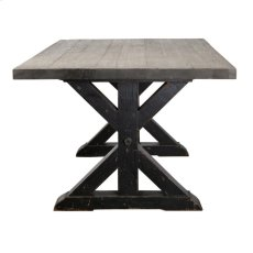 """Christopher Dining Table 84"""" Product Image"""