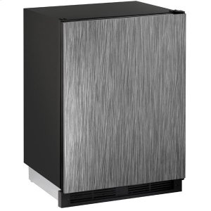 "U-Line24"" Refrigerator/freezer With Integrated Solid Finish (115 V/60 Hz Volts /60 Hz Hz)"