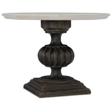 Dining Room Blanco 46in Foyer / Dining Table Base