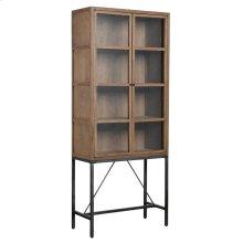 Brunswick 2Dr Curio Cabinet