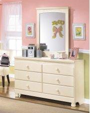 Cottage Retreat - Cream Cottage 2 Piece Bedroom Set Product Image