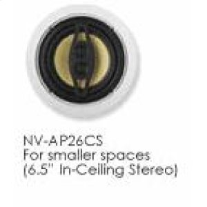 NuvoAccentPLUS2 Indoor Speakers