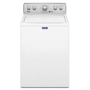 MaytagTop Load Washer with the Deep Water Wash Option and PowerWash® Cycle - 4.2 cu. ft. White