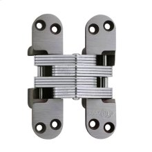 Model 418 Alloy Steel Invisible Hinge Unplated