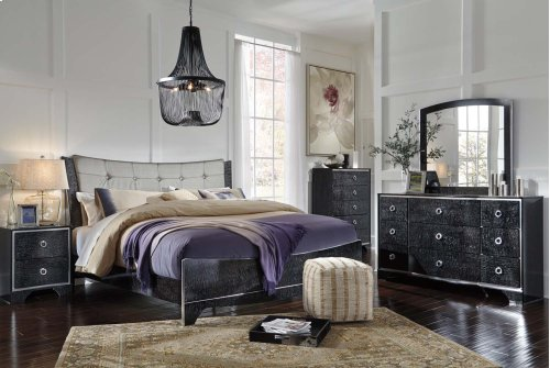 RED HOT BUY - BE HAPPY ! King Panel Footboard