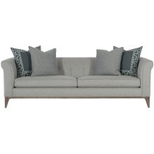 Burnham Sofa in Cerused Charcoal (795)