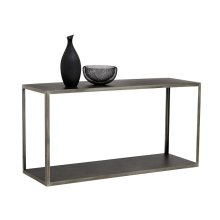 Mara Console Table - Brown