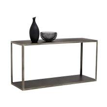 Mara Console Table - Brown