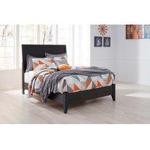 Daltori - Black 2 Piece Bed Set (Full)