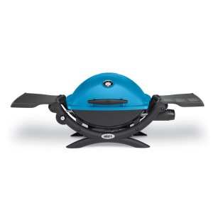 WeberQ™ 1200™ LP GAS GRILL - BLUE