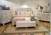 Aria 4 Pc Bedroom Set Qn
