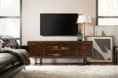 Home Entertainment Solstice 78in Entertainment Console