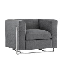 Keaton Armchair - Grey