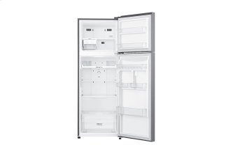 24'' Counter Depth Compact Top Freezer Refrigerator With Door Cooling+, 11 CU.FT