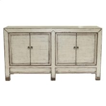 """Otsego 4Dr Sideboard 67.5"""" Off-White"""