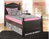 Jaidyn - Black 3 Piece Bed Set (Twin)