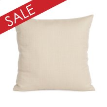 """16"""" x 16"""" Pillow Sterling Sand"""