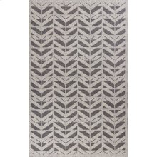 Farmhouse 3200 Grey Chevron 5' X 7'7""
