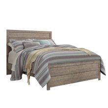 Culverbach - Gray 3 Piece Bed Set (Queen)
