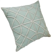 "Luxe Pillows Trellis Fretwork (21"" x 21"")"