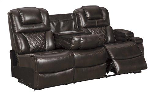 RAF REC Power Sofa w/Console