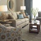 Custom Upholstery Medium Queen Sleeper Product Image
