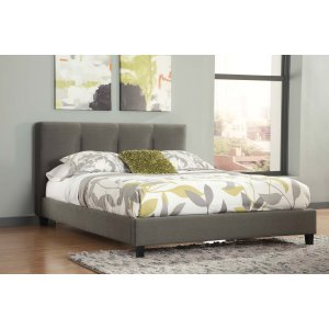 Ashley Furniture Masterton - Gray 2 Piece Bed Set (Queen)