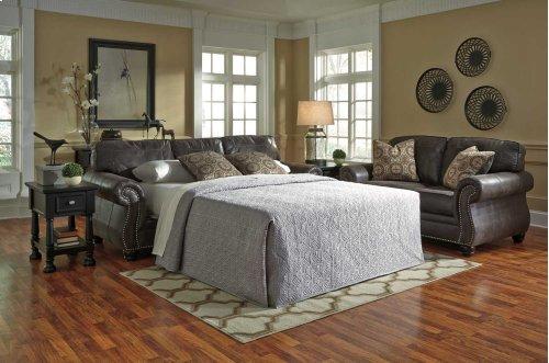 Breville Queen Sofa Sleeper - Charcoal